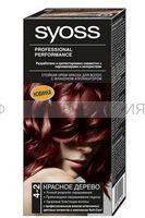 Краска для волос СЬОСС 4-2 красное дерево *3
