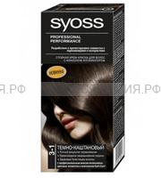Краска для волос СЬОСС 3-1 темно-каштановый *3