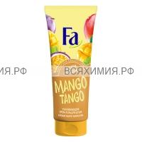 Крем гель для душа ФА Smoothie Mango - Tango 250 мл 5*10