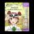 Etude Organix теплая Relax-маска для глаз ПАНДА 12 г *5*10