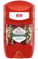 Дезодорант Олд Спайс Стик Bear Glove 50гр *6*/72