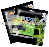 EXXE Тканевая маска очищающая черная Сила угля *5*60
