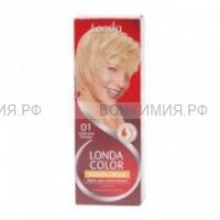 Лондаколор 01 Крем для осветления Солнечный блондин *5 *10