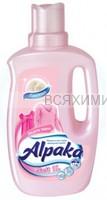 Alpaka Soft Жидкость для стирки шерсти и деликатных тканей 1000 мл 3*9