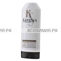 Керасис Шампунь Оздоравливающий для ослабленных и сухих волос 180 мл беж. *1*50