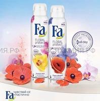 ФА 150мл спрей Flora Protect Mak & Колокольчик 150 мл