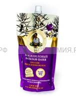 РБА Бальзам-баня против выпадения волос (можжев-ый) 500 мл *6*12 шт