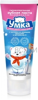 Умка Детская зубная паста 100гр от 2 до 6лет с Ромашкой *12*24