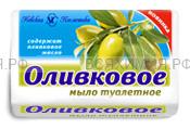 Невская косметика Мыло ОЛИВКОВОЕ 90 гр. 6*72