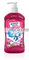 Фиксики Жидкое крем-мыло Сочная Виноградинка 550мл *3*9