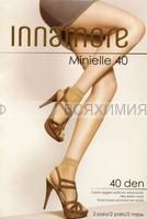 Иннаморе носки Minielle 40 daino Lycra (по 2-е пары)