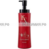 Керасис Шампунь 600 мл ORIENTAL Premium для всех типов волос с дозат. крас. *1*12