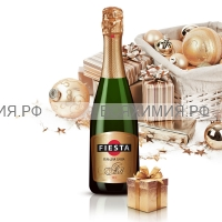 Fiesta Asti Гель для душа (Шампанское) 500 мл *10*20