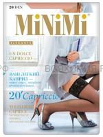 МИНИМИ чулки Capriccio 20 Nero L/XL