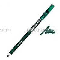 ПУПА Карандаш MULTIPLAY для век 002 серо-зеленый