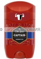 дезодорант Олд Спайс СТИК Capitan (Капитан) 50гр *6* /648