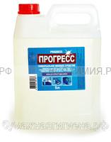 Универсальное моющее средство Прогресс в канистре 5 литров (в упаковке 3 канистры)
