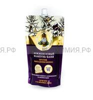 РБА Шампунь-баня против выпадения волос (можжев-ый) 500 мл *6*12шт.