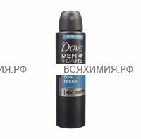 ДАВ МУЖСКОЙ Дезодорант-спрей Прохлада и свежесть 150мл. *6*12* /33/264