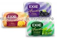 EXXE мыло AROMA глицериновое Зеленый чай 80г (зеленое) *6*72