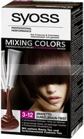Краска для волос СЬОСС 3-8 темный шоколад *3