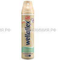 Веллафлекс Лак для волос ОБЪЕМ ССФ (для тонких волос) 250мл *6*