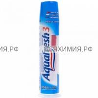 Зубная паста Аквафреш ПОМПА освежающе-мятная 100 мл (синяя) *12*24